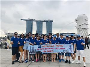 Chuyến du xuân 2020 rực rỡ của tập thể Công ty TNHH XNK Sơn Ô Tô Vạn Lợi