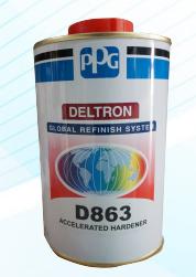 Chất đóng rắn nhanh khô D863