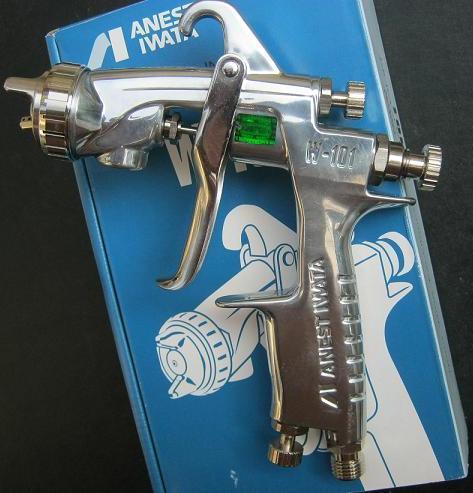 Súng phun sơn Iwata W101-134G